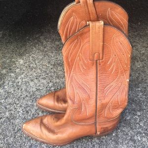 Frye boots size 7B billy pull on